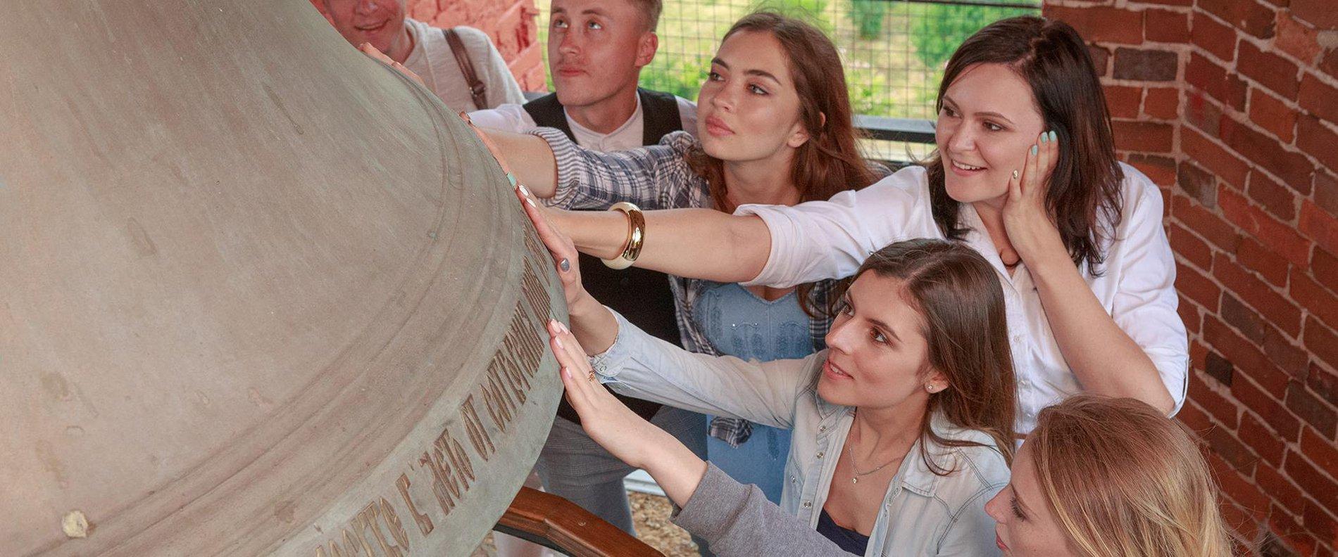 Поднимись на колокольню храма Рождества Богородицы